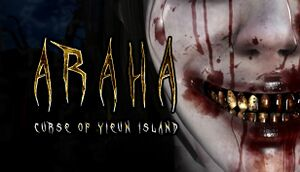 Araha: Curse of Yieun Island cover