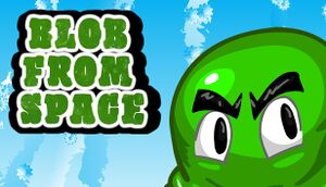 Blob From Space cover