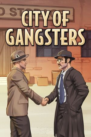 City of Gangsters cover