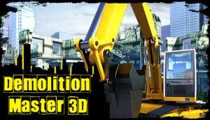 Demolition Master 3D cover