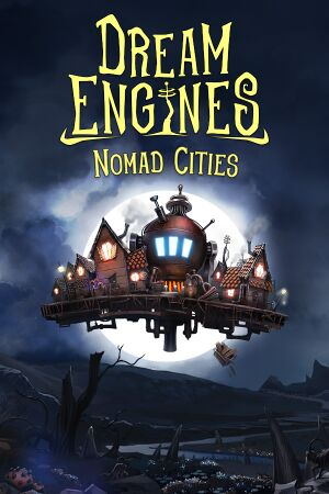 Dream Engines: Nomad Cities cover