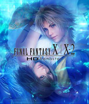 Final Fantasy X/X-2 HD Remaster cover