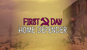 First Day: Home Defender cover