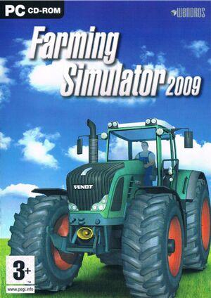 Farming Simulator 2009 cover