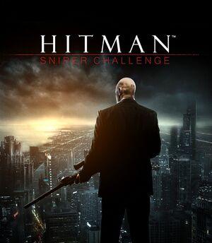Hitman: Sniper Challenge cover