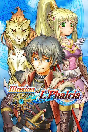 Illusion of L'Phalcia cover