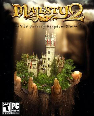 Majesty 2: The Fantasy Kingdom Sim cover