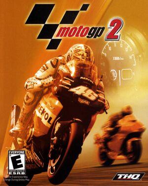 MotoGP 2 cover