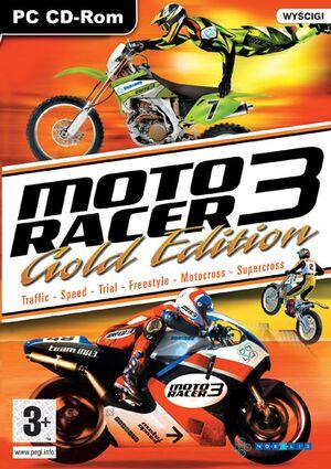 Moto Racer 3 cover