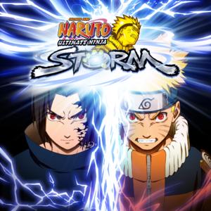 Naruto: Ultimate Ninja Storm cover