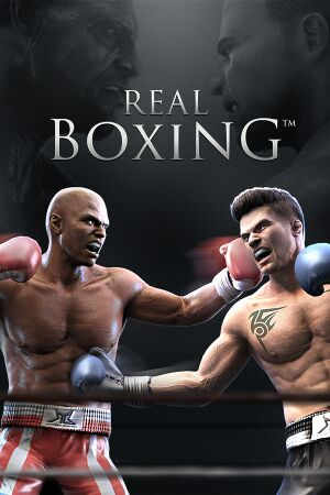 Real Boxing cover