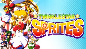 Twinkle Star Sprites cover