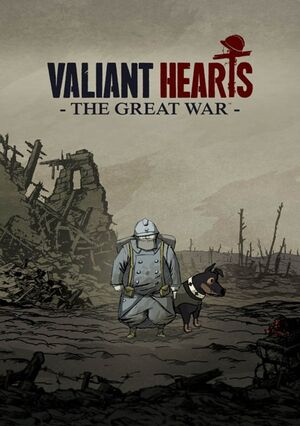 Valiant Hearts: The Great War cover
