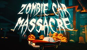 Zombie Car Massacre cover
