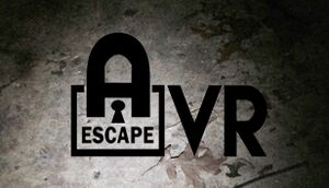 A-Escape VR cover