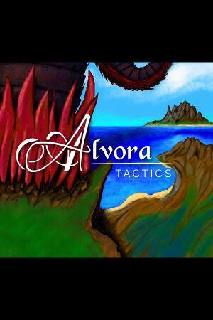 Alvora Tactics cover