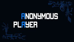 Anonymous Player cover