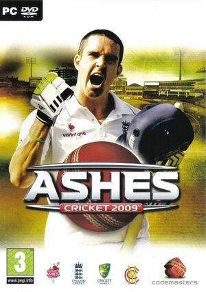 Ashes Cricket 2009 cover