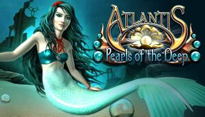 Atlantis: Pearls of the Deep cover