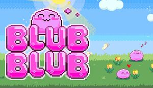 BlubBlub: Quest of the Blob cover