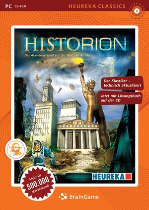 Historion cover