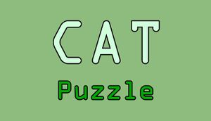 Cat puzzle cover