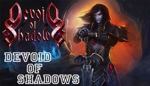 Devoid of Shadows cover