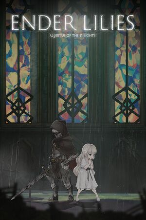 Ender Lilies: Quietus of the Knights cover