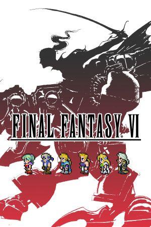 Final Fantasy VI cover