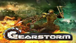 GearStorm cover