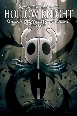 Hollow Knight cover