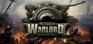 Iron Grip: Warlord cover