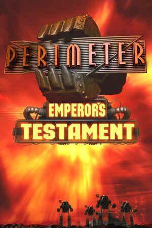 Perimeter: Emperor's Testament cover