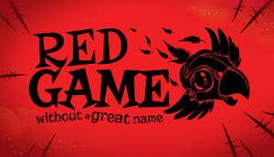 Red Game Without A Great Name cover