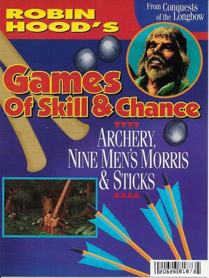 Robin Hood's Games of Skill and Chance cover