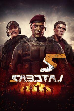Sabotaj cover