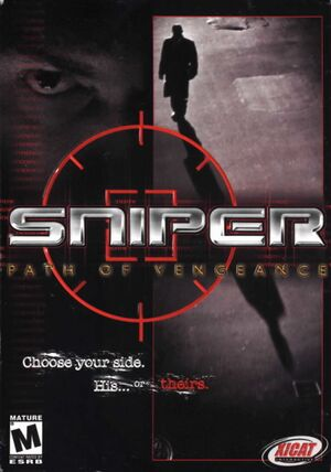 Sniper: Path of Vengeance cover