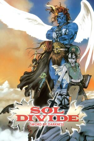 Sol Divide: Sword of Darkness cover