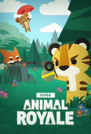 Super Animal Royale cover