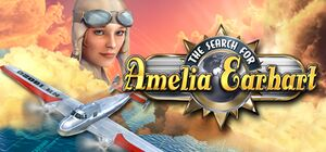 The Search for Amelia Earhart cover