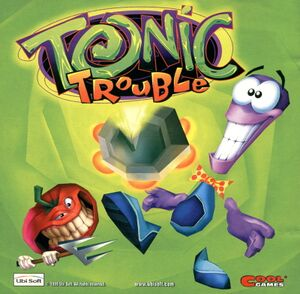 Tonic Trouble cover