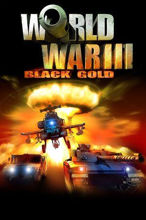 World War III: Black Gold cover