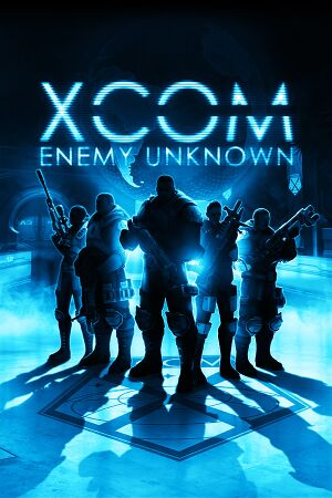 XCOM: Enemy Unknown cover