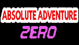 Absolute Adventure Zero cover
