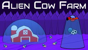 Alien Cow Farm cover