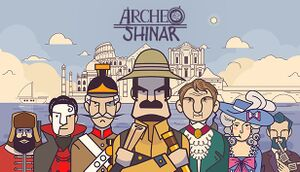 Archeo: Shinar cover
