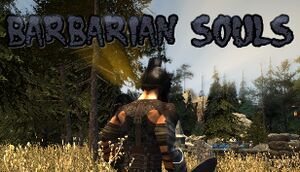 Barbarian Souls cover