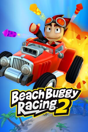 Beach Buggy Racing 2 cover