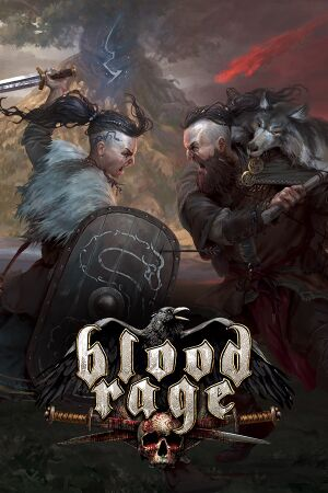 Blood Rage: Digital Edition cover
