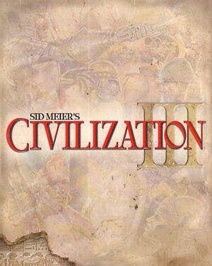 Sid Meier's Civilization III cover